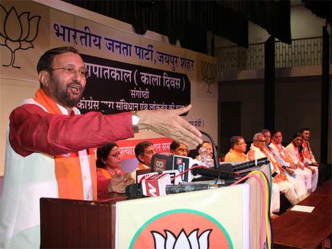 After Narendra Modi became PM, fugitives absconded fearing action: Prakash Javadekar