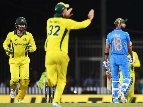 4th ODI: India win toss, opt to bat against Australia