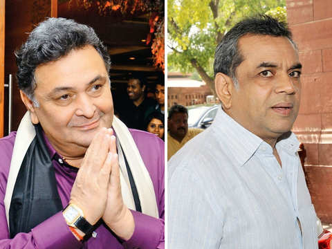 Rishi Kapoor urges Pakistan to jointly fight terror, Paresh Rawal says Imran controlled by ISI
