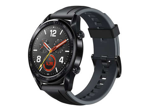 Huawei launches Watch GT with 'ultra-high' battery life for Rs 15,990