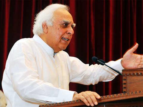 Modi is chaos: Kapil Sibal hits back at Arun Jaitley
