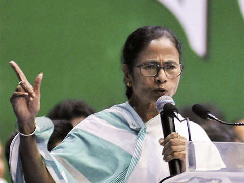 Chartered flights carry money for voters: Mamata Banerjee