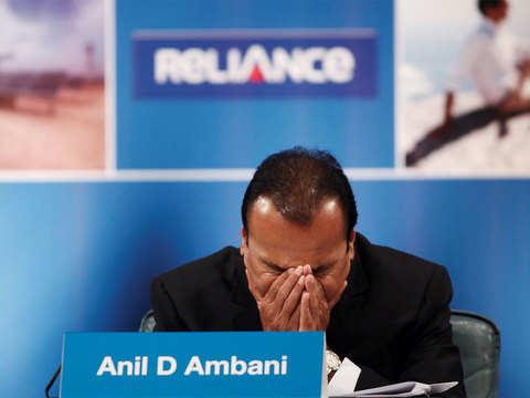 RCom in danger of landing back in insolvency