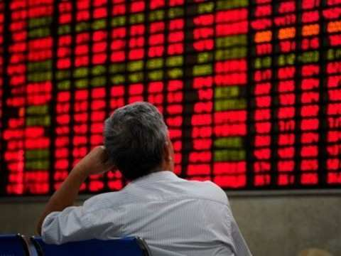 China stocks drop on Brexit worries, trade deal caution