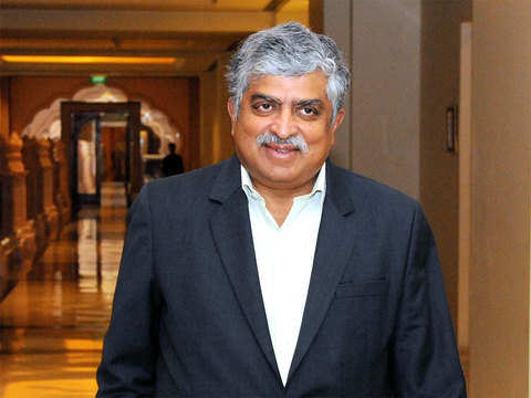 India far away from being less-cash economy, must address digital payments security issues: Nandan Nilekani