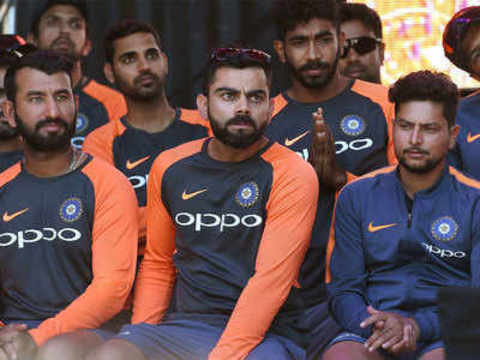 India suffer 35-run defeat in fifth ODI against Australia, lose series