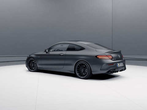 Mercedes-Benz launches AMG C 43 4MATIC Coupé in India at Rs 75 lakh