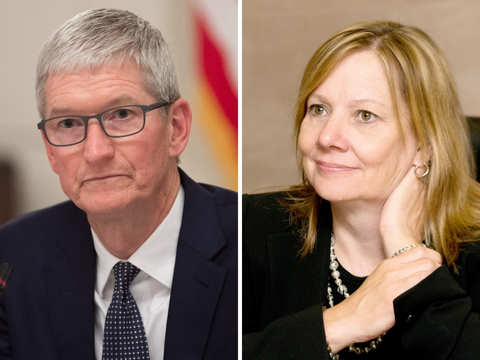 Does a Harvard degree really matter? Tim Cook, Mary Barra's success shows otherwise