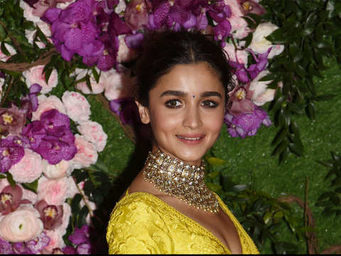 Alia Bhatt excited for Telugu debut with 'RRR', says wish of working with S.S. Rajamouli fulfilled
