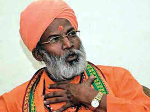 There'd be no elections in 2024, says Sakshi Maharaj