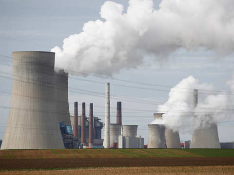 Power plants with critical stocks down to one