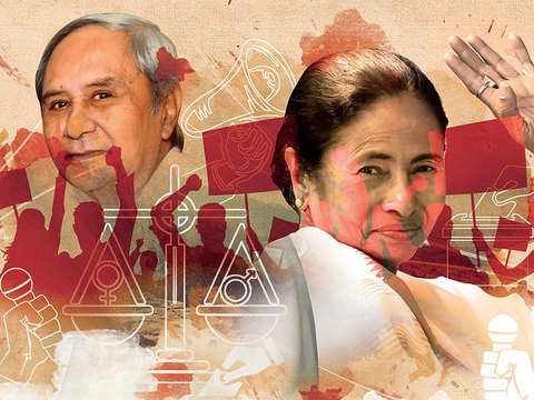 How Naveen Patnaik and Mamata Banerjee are decisively moving the needle on gender parity