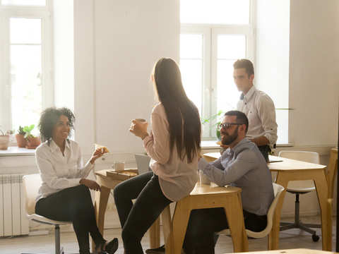 Hello, bosses! A positive work environment can boost satisfaction, mutual trust
