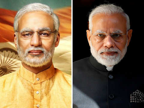 Vivek Oberoi's 9 different looks from Modi biopic revealed - and Twitter has a field day!