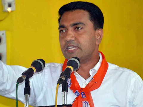 Goa assembly speaker Pramod Sawant to succeed Manohar Parrikar as chief minister