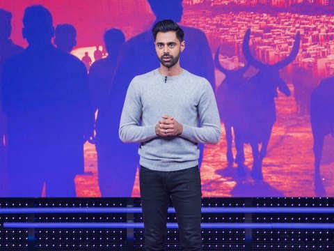 Hasan Minhaj decided to talk Indian politics, and Twitter can't keep calm