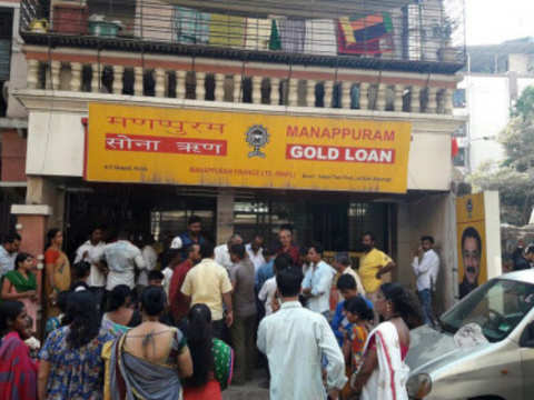 Manappuram Finance sees borrowing rates fall by up to 50 bps