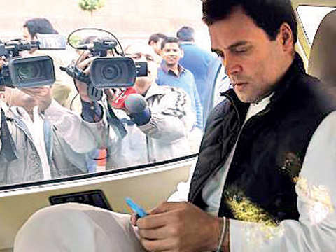 Congress app gives 'Shakti' to party workers