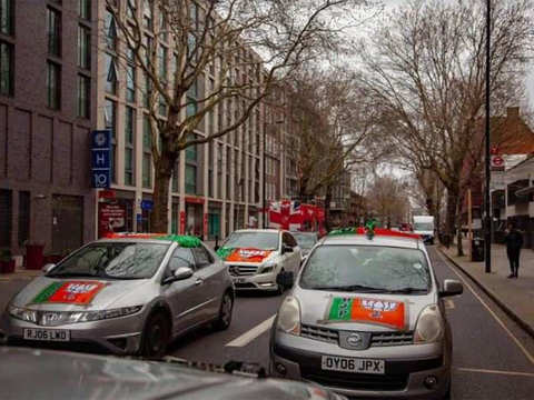 In UK, rallying call to Indian voters