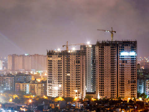 New GST real estate rate to be applicable from April, source 80% materials from registered dealer