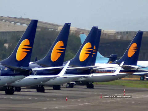 Jet's lessors offer 50 grounded aircraft to SpiceJet
