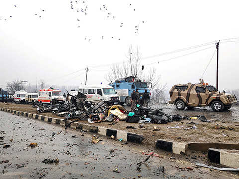 The question we didn't ask in Pulwama attack case