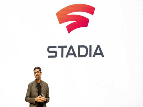 Google announces Stadia video game streaming service