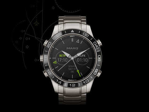 Sunlight-readable display, aviation maps, coastal charts: Garmin's new smartwatch range ideal for adventure-enthusiasts