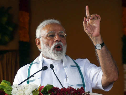 From jeep scam to spy scandal, PM Modi warns that Congress can do it again