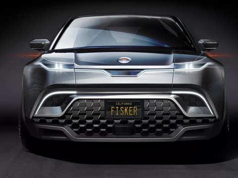 Change of plans: Henrik Fisker now working on a $40K electric SUV