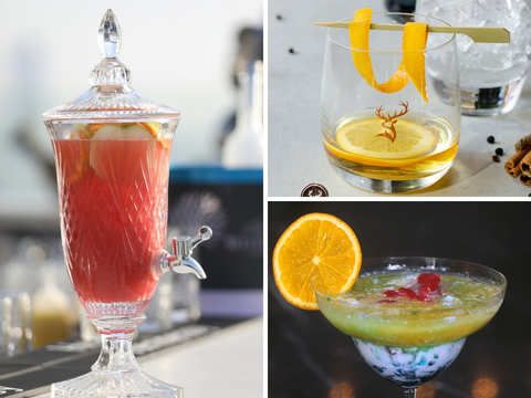 Add spice and punch to your Holi party with these delicious cocktails