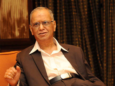 Narayana Murthy feels today's entrepreneurs are better warriors, also luckier