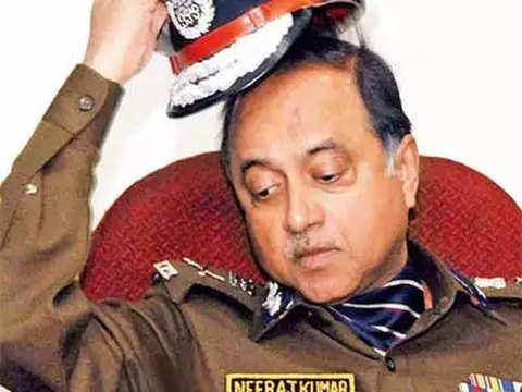 Delhi High Court upholds order against former Delhi police commissioner Neeraj Kumar