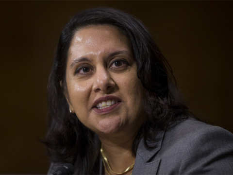 Indian-American Neomi Rao sworn in as judge of powerful DC court