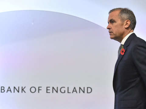 BoE keeps rates on hold as UK braces for no-deal Brexit