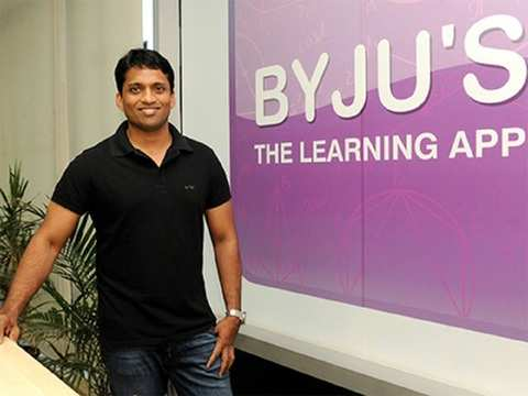 Byju's value at $5.4bn via new $25m round