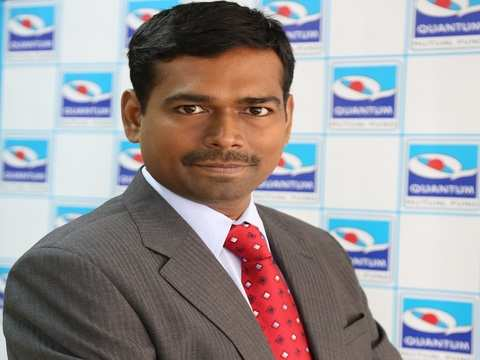 We have beaten our benchmark by 2.5% annually since inception, says Atul Kumar of Quantum MF