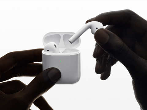 Apple unveils second-generation AirPods with improved battery life