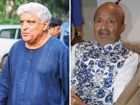Javed Akhtar, Sameer shocked to find their names in Modi biopic credits