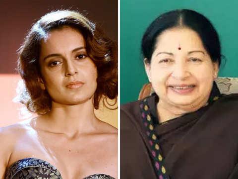 After playing queen of Jhansi, Kangana Ranaut set to portray Jayalalithaa in biopic