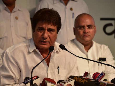 Congress reshuffles list to make room for Raj Babbar