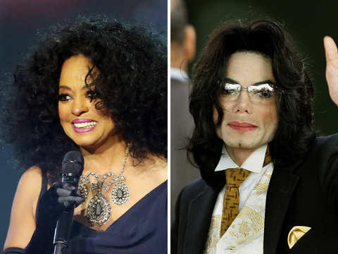'Stop in the name of love': Diana Ross tweets in support of Michael Jackson