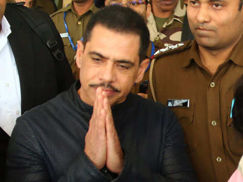ED leaking probe details to media to embarrass me, Robert Vadra tells court