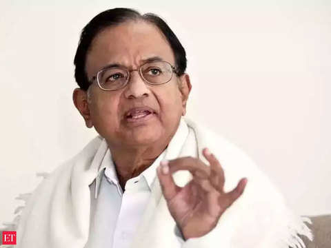 Congress has consulted 'enough' economists on income scheme: Chidambaram