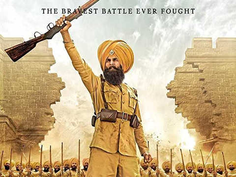 Akshay Kumar-starrer 'Kesari' continues to win hearts, enters Rs 100 cr club within a week of release
