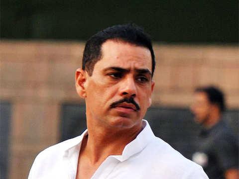 ED seeks custodial interrogation of Robert Vadra in money laundering case