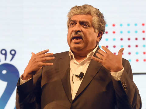 Innovation is bringing new ideas into play, can happen in both PSUs, India Inc: Nandan Nilekani