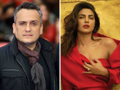 It's a surprise: Joe Russo in talks with Priyanka Chopra for a project, refuses to share details