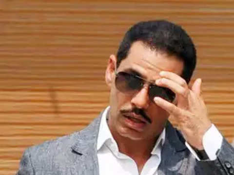 Robert Vadra granted anticipatory bail in a money laundering case