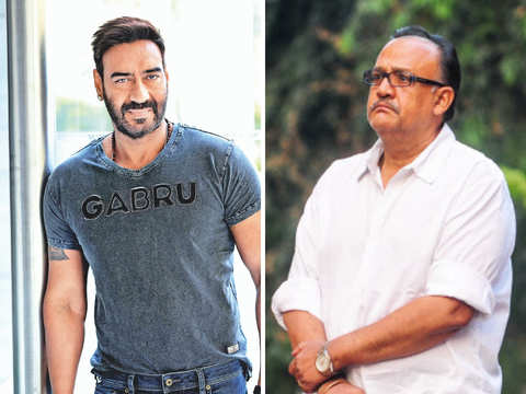 Ajay Devgn refuses to comment on #MeToo allegations against co-star Alok Nath